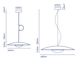 schema ginger 42 / 60 cm