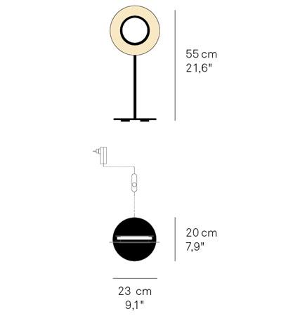 schema lens circular