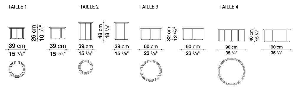 schema mera table basse