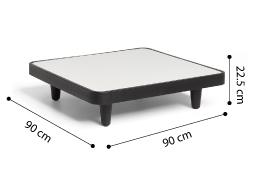 schema table basse paletti