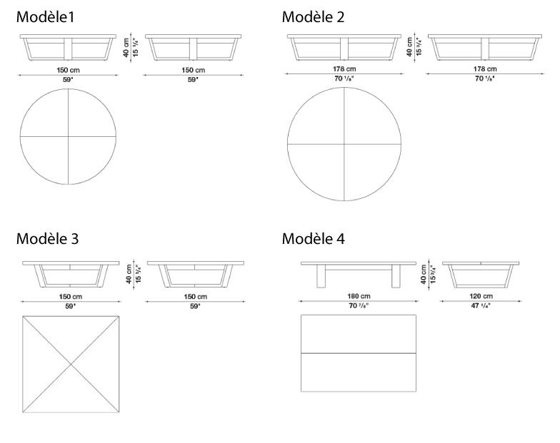 schema xilos table