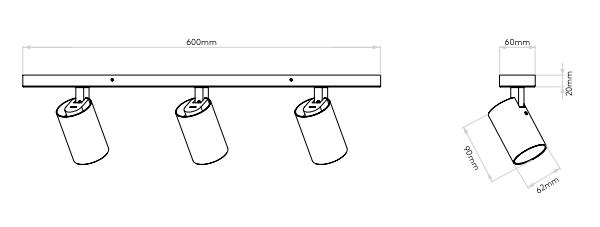 Schema aqua triple bar