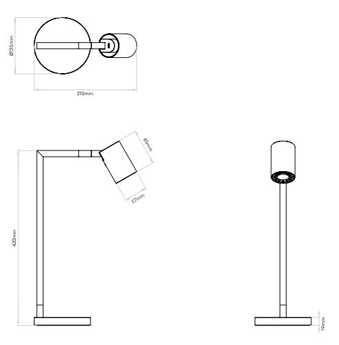 schema ascoli desk