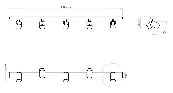 schema ascoli five bar