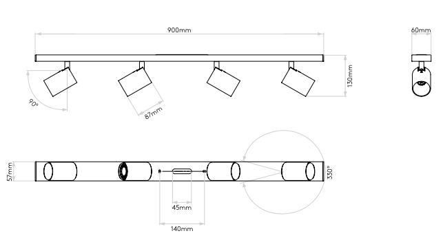 schema four bar