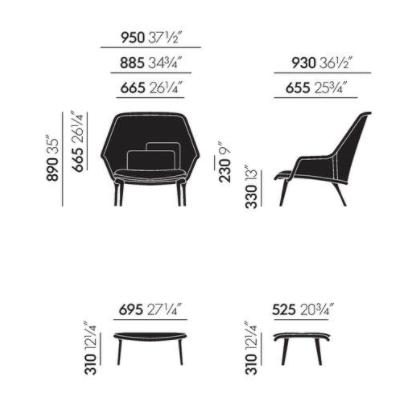 schema slow chair