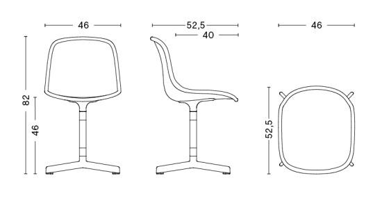 schema chaise neu 10