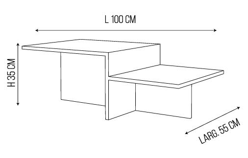 schema table basse distinct
