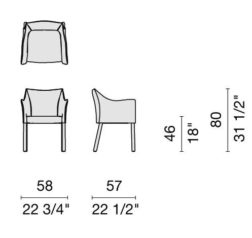 schema cap chair