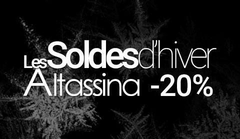 Soldes Altassina -20%
