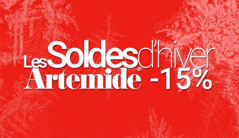 Soldes Artemide -15%