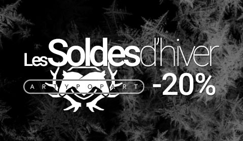 Soldes Artypopart -20%
