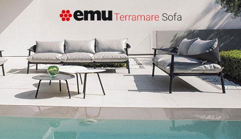 Canapé Terramare Emu