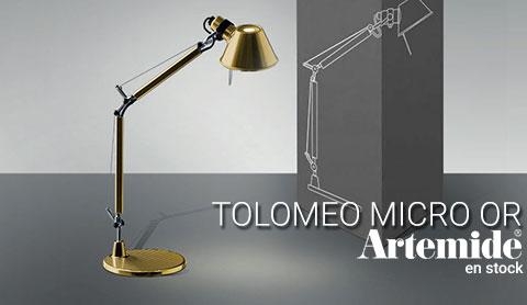 Artemide Tolomeo Micro Or