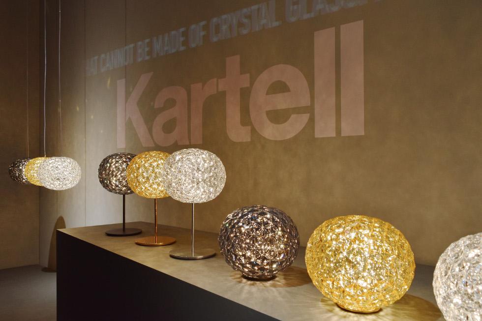 Nouvelle collection planet kartell - La murrina lampade da tavolo catalogo ...