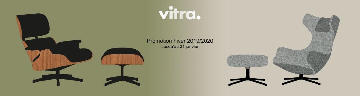Promotion d'hiver Vitra