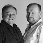 Claudio Dondoli et Marco Pocci