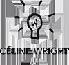 Céline Wright : luminaire, applique, suspension, lampadaire, plafonnier, lampe à poser | Voltex
