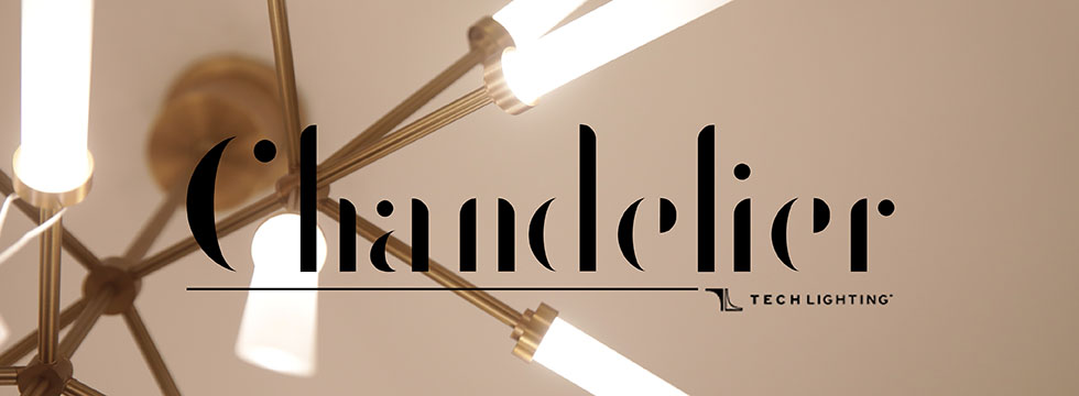 SPUR Chandelier-Tech lighting