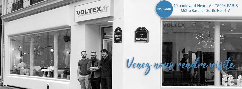 Nouveau magasin Voltex Paris Bastille