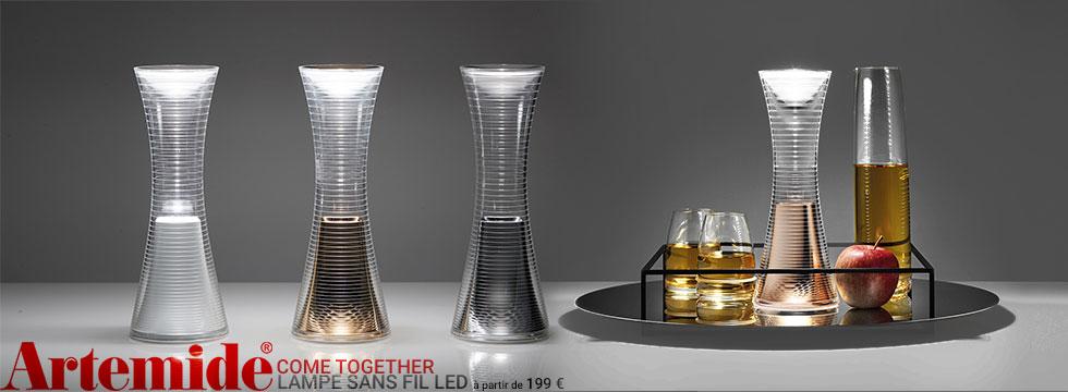Come Together lampe de table Artemide
