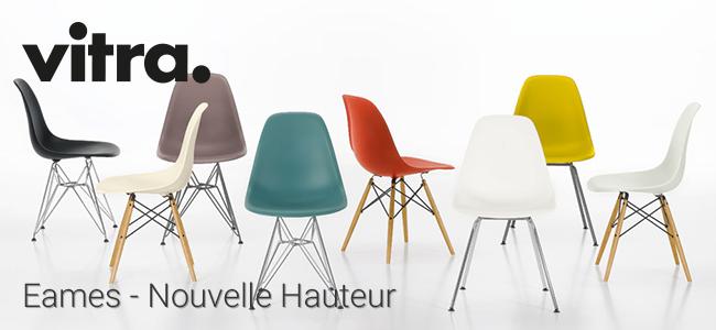 Eames - Nouvelle Hauteur