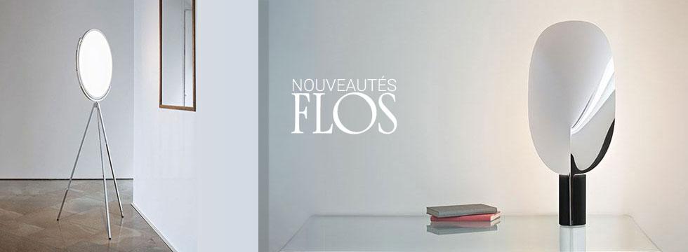 Nouveautés luminaires design Flos