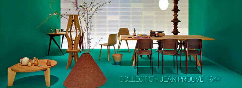 Collection Jean Prouvé - Vitra