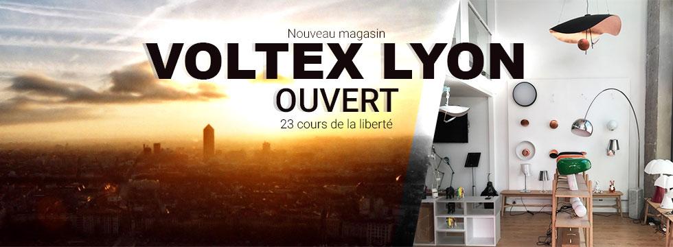 Ouverture Voltex Lyon - Février 2018