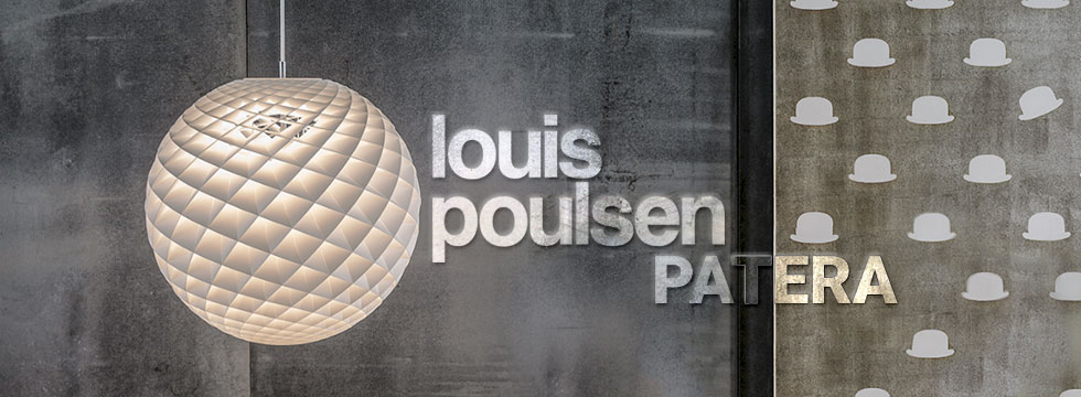 Suspension Patera de Louis Poulsen