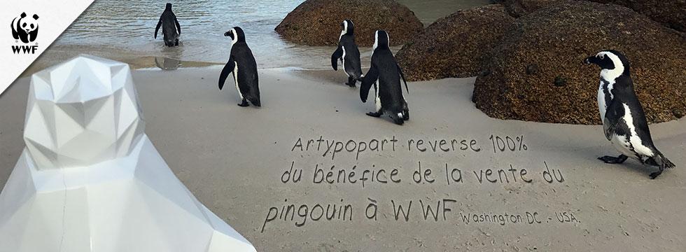 Pingouin Artypopart