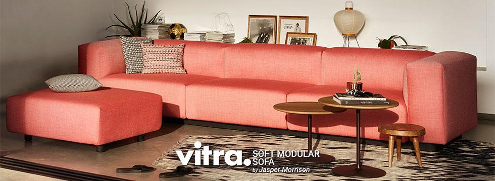 Canapé Soft Modular de Vitra