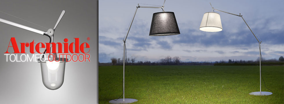 Collection Tolomeo Outdoor de Artemide