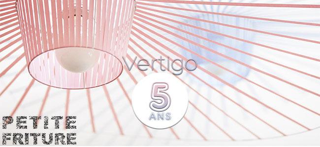 Anniversaire suspension Vertigo Petite Friture