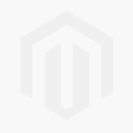 Glass Vase Ribbed Peach - HKliving