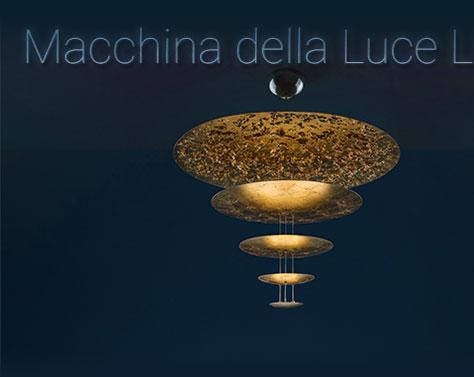 Macchina della Luce LED Catellani & Smith