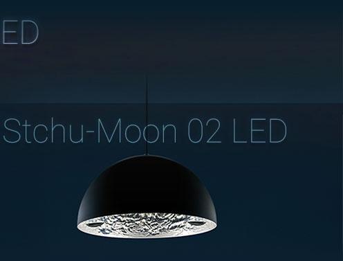 Stchu-Moon 02 LED Catellani & Smith