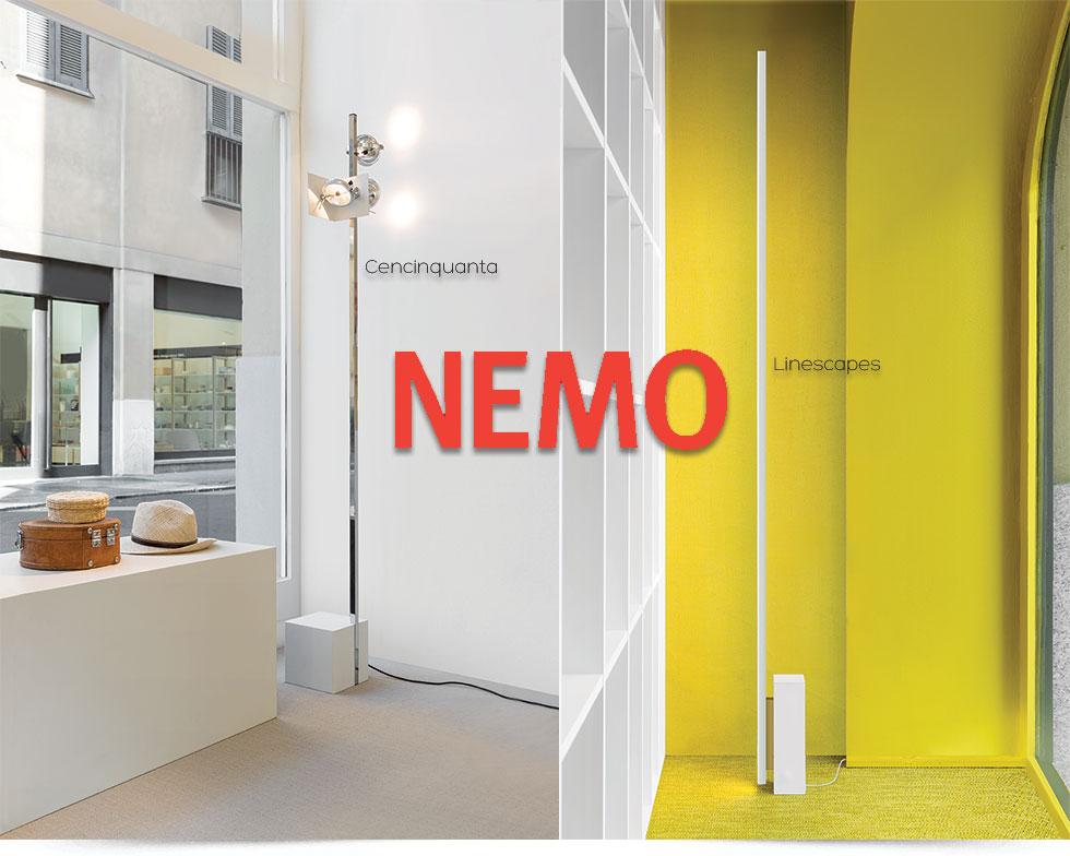nouveaux lampadaires nemo. Black Bedroom Furniture Sets. Home Design Ideas